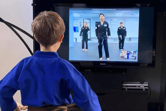 Kidsvirtualnologo, Fairwood Martial Arts