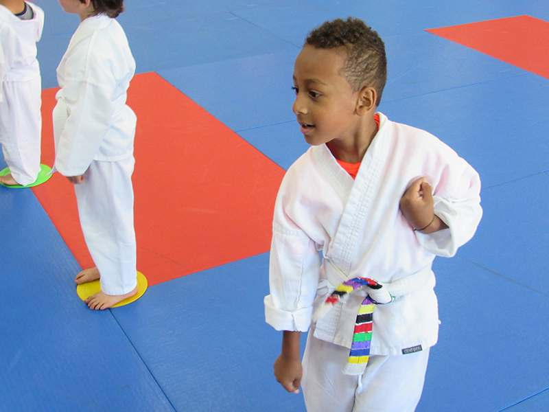 preschool karate training in Renton