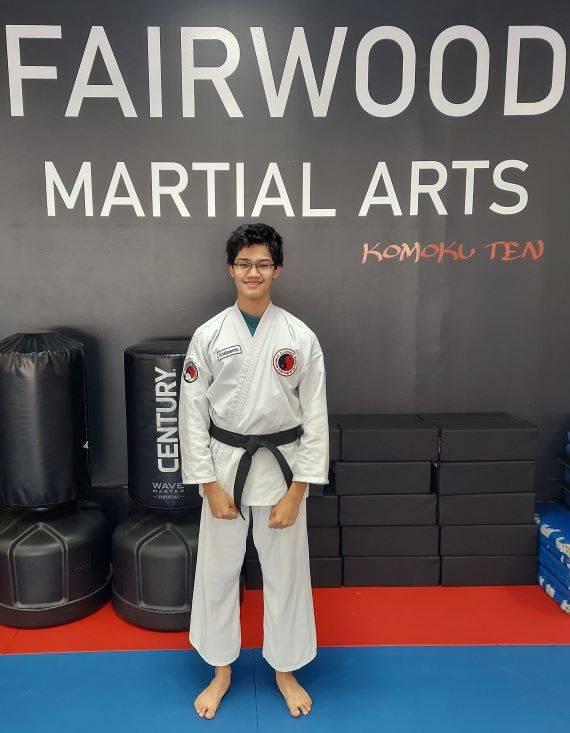 K 3 1, Fairwood Martial Arts